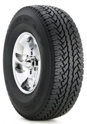 Dueler APT IV with Uni-T Tires